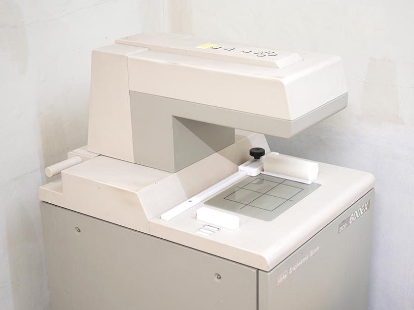骨密度測定検査
